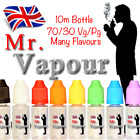 MR VAPOUR PEANUT BUTTER E-Liquid Vape Juice 10ml in 0mg,3mg,6mg,12mg &18mg