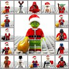 Christmas Minifigures Universal Fit Darth Vader,Yoda,Harley Quinn, Deadpool UK £2.49 GBP