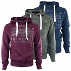 SUPERDRY HOODIES - SUPERDRY AUTHENTIC TONAL HOODIE - NAVY, CHARCOAL, BERRY