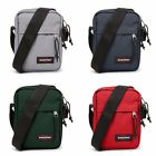EASTPAK Bag - EASTPAK The One Shoulder Bag - Grey, Green, Red - EK405