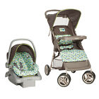 Cosco Lift & Stroll Travel System Featuring QuickClick Technology