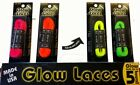 TYE-RITE GLOW LACES  - They Really Glow!!!  Great BUY!!! SAVE SAVE MDCOMFORT