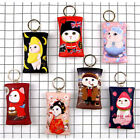 Petit Key Ring - JETOY - Cute Cat Key Chain Zipper Coin Purse Mini Accessory Bag