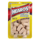 Hearos Ultimate Softness Series Ear Plugs High Protection NRR 32dB