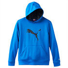 Внешний вид - Boys 8-20 PUMA Big Cat Performance Hoodie  S/M/L/XL Choose ur color n Size