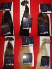 EXTENSION HAIR CHERATINA 100 CIOCCHE CAPELLI VERI BIG 1gr. LUNGHE 56CM. REMY+AAA