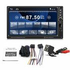 """7"""" Bluetooth Car DVD MP5 Player Stereo Radio FM For Toyota Corolla Camry LOT R"""