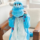 Sully Kigurumi Anime Cosplay Pyjamas Costume Hoody Adult Onesie1 Fancy Dress UK