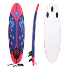 Ocean 6ft Surfboard Body Surf Glove Skim Water Paddle Board Beach Surfing
