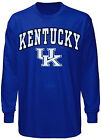 Kentucky Wildcats Shirt T-Shirt Long Sleeve