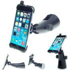 Apple iPhone car phone holder + windscreen suction dash car mount