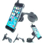 Apple iPhone windscreen suction dash car mount with passive car phone holder