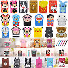 3d Cartoon Kitty Bear Starbucks Rubber Tablet Cover Case For Ipad Mini 1 2 3