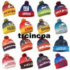 NFL Big Logo Camoflauge Light Up Knit Beanie - Pick Your Team - FREE SHIPPING! $19.99 USD on eBay