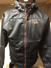 New Mens Cinch Sport Western Cowboy Rodeo Bonded Trail Hoody Jacket