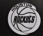 Houston Rockets Vinyl Decal for laptop windows wall car boat (a) on eBay