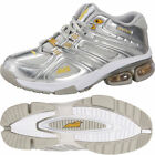 Avia CRYSTAL Womens Silver Gold White Athletic Running Shoes