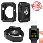 Apple Watch Case Series 2 3 1 Protector Cover Smartwatch Bumper 38mm 42mm BLACK
