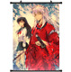 3486  Anime InuYasha Inu Yasha wall Scroll poster