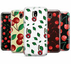 DYEFOR CHERRY PRINT COLLECTION HARD MOBILE PHONE CASE COVER FOR SAMSUNG J3 2017 £4.95 GBP on eBay