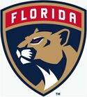Florida Panthers #7 NHL Team Logo Vinyl Decal Sticker Car Window Wall Cornhole $12.47 USD on eBay