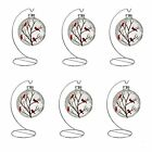 10 Inch Tall Wire Ornament Display Stands Holder Hanger G...
