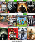 Xbox 360 Games - GTA 5 4 Black ops 2 3 Warfare FIFA Mafia Fallout -FAST Delivery
