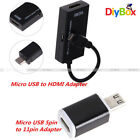 MHL Micro USB to HDMI Adapter HDTV 1080P Cable for Huawei Samsung Sony LG HTC