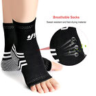 Plantar Fasciitis Sock, Compression Foot Sleeve Arch Support Socks Ankle Support