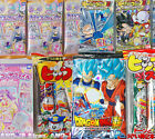 Japanese Snack Candy Dagashi pack (9 pcs) + Anime Character