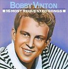 16 Most Requested Songs by Bobby Vinton (CD, 1991, Sony) Brand New!