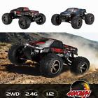40+MPH 1/12 RC Car 2.4G 2WD High Speed Fast Remote Controlled Large Track 1 Z5C5