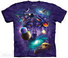 New WOLF OF THE COSMOS T SHIRT