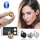 Sports Music Stereo Wireless CSR BT In-Ear Earbud Earphone Headset Earpiece Mini