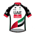 U.A.E. Team Emirates Mens Tech Pro Short Sleeve Cycling Jersey - Club Cut image