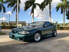 eBay Motor - 1996 Ford Mustang GT 4.6L PRO CHARGED FULLY BUILT ENGINE 505WHP DYNO Ford Mustang GREEN with 1 Miles, for sale!