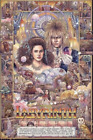 "MONDOCON 2017 ""LABYRINTH"" SCREEN PRINT BY ISE ANANPHADA MONDO CON"