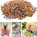"""2000 or 10000 HYDROGEL Bead Pearl Balls about 3/8"""" (2-2.5mm) Decoration Vase"""