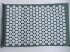 Acupressure Mat w/Spiky Needles Back Pain Stress Relief Relaxation Improve Sleep