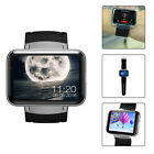 DM98 3G Smart Watch SIM GSM Android Dual-Core 4GB Bluetooth WIFI GPS For Samsung