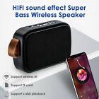 portable bluetooth 4 2 wireless speaker waterproof power bank bass subwoofer nfc