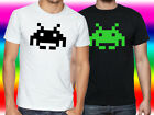 Invaders T Shirt Kids & Adult Sizes Retro Space Game Gaming