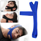 Snore Stop Belt Anti Snoring Cpap Chin Strap Sleep Apnea Jaw Support Solution