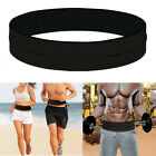 Sports Fanny Belly Waist Bum Pack Bag Fitness Run Jogging Cycling Belt Pouch Loc