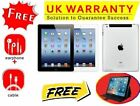 Apple iPad 4th Gen 16GB 32GB 64GB Wi-Fi + 4G Unlocked 9.7&quot; Retina Dis -EXCELLENT <br/> FREE Usb +CASE  +UK WARRANTY