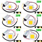 10W~100W 1-10package LED Driver Power Supply Waterproof For LED Floodlight DIY