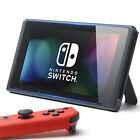 3in1 Nintendo Switch Hard Carrying Carry Case Bag +SCREEN Film + Silicone Case