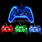 xbox 360 usb games - Glow Light USB Wired Gamepad Game Controller Joystick For Xbox One/ Xbox 360