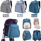 Mummy Maternity Nursing Nappy Diaper Bag Large Capacity Baby Bag Travel Backpack
