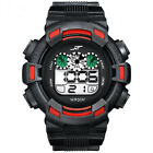 Men's Watches Digital Electronics Watches Military Sport Wristwatches Waterproof